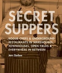Book on Secret Suppers